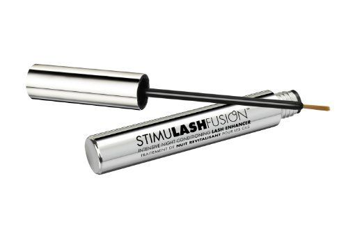 Fusion Beauty Stimulash Intensive Night Conditioning Lash Enhancer, Clear, 0.15 Fluid Ounce. Overnight lash conditioning treatment. Even stubby, fragile, barely-visible lashes become fabulously long, strong and totally flutter-worthy in as little as 6 weeks. Can be used on both your lashes and your brows.