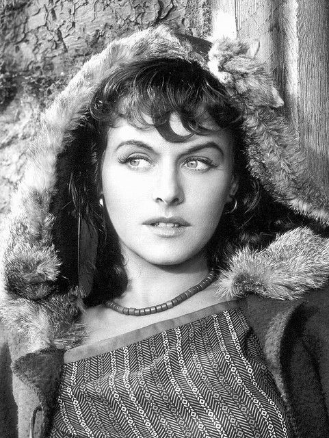 Actress Paulette Goddard. Married four times, she was the wife of Charlie Chaplin from 1936 to 1942.