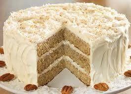 Italian Cream Cake 6 inch round 2 Layered