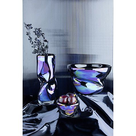 Buy Tom Dixon Warp Vase, H30cm Online at johnlewis.com
