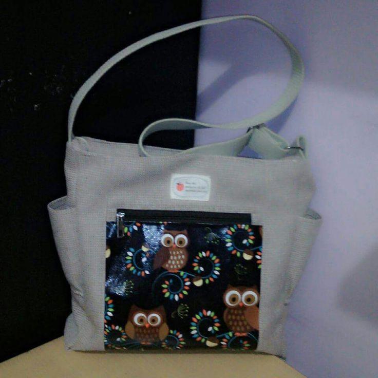 Batik Bag Art