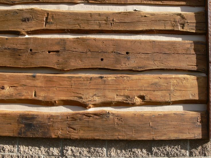 42 best exterior siding ideas images on pinterest for Reclaimed wood decking