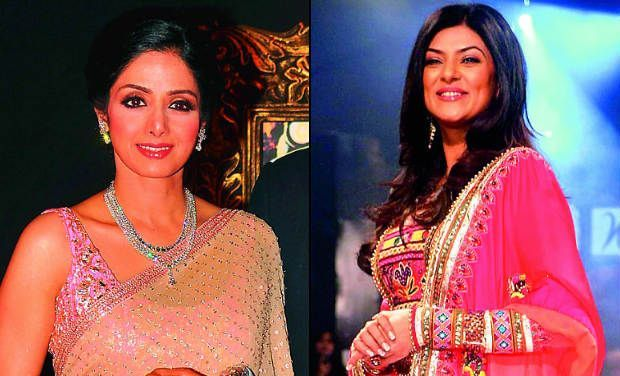 'Sridevi or Sushmita' for 'Bahubali' movie?