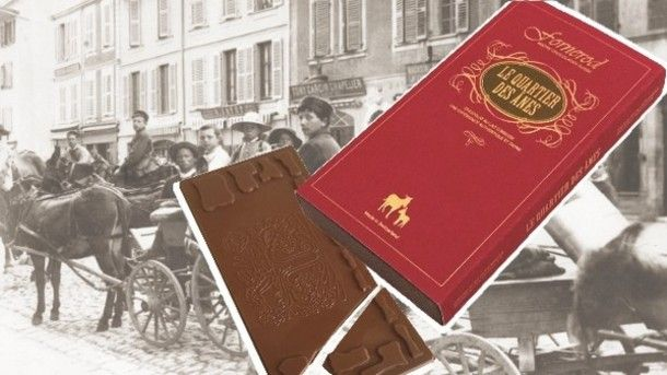 Eurolactis,a Swiss company that sells donkeymilk, and Swiss chocolatier Fomerod, teamed up to create the first donkey milk-chocolate bar