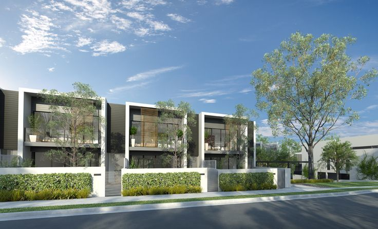 melbourne townhouses