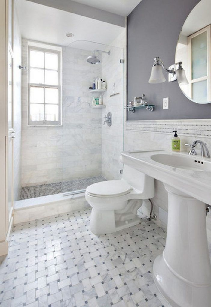 70 Lovely Bathroom Tile Remodel Ideas Page 29 Of 70 Budget Bathroom Remodel Small Bathroom Bathrooms Remodel Bathroom diy cosmetic makeover advice