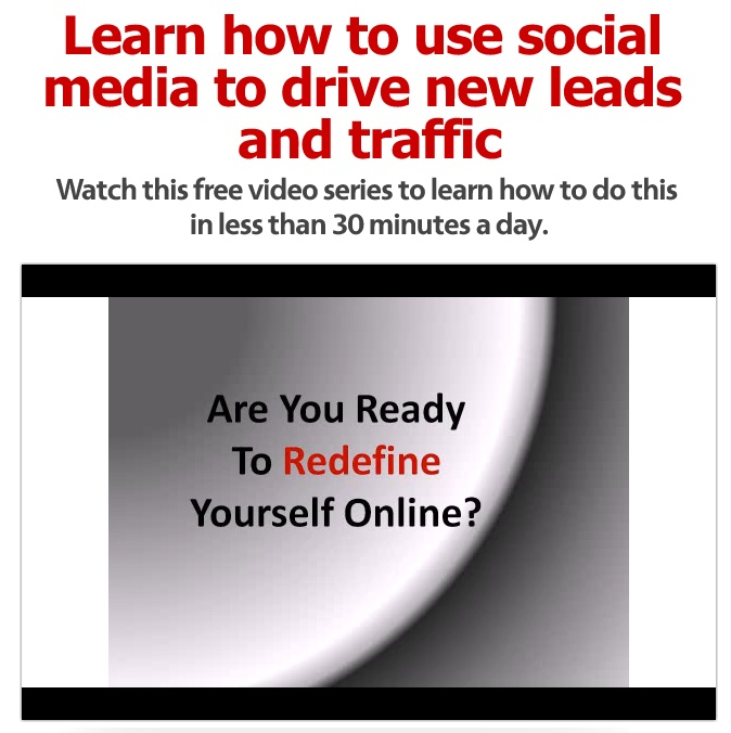 Learn how to make the most of your time spent on social media to drive new business and build a community in this free video series.  I took this program a few months ago and learned so much about how to leverage social media to extend my reach and grow my business. Within 2 months, I almost doubled the size of my list with highly-qualified leads and sales almost doubled within 3 months.   Great overview and the basics of Facebook, Twitter, LinkedIn and YouTube, as well as advanced tactics.: Leverage Social, Linkedin Management, Highly Qualified Leads, Months Ago, Business Soulwork, Business Ideas