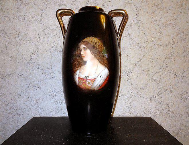 Secessions Vase (circa 1880) Austria - Vienna #Vienna