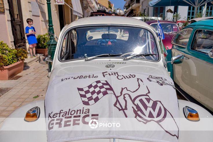 To Volkswagen Fan Club Κεφαλονιάς γιορτάζει τα τρίτα του γενέθλια