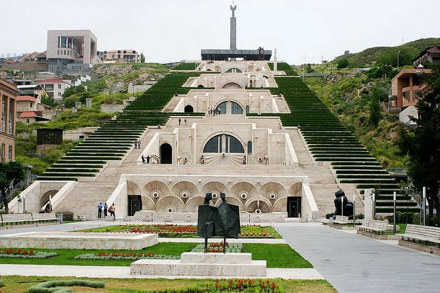 Top 10 Tourist attractions in Armenia