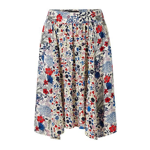 Zomerse meisjes rok van Pepe Jeans met bloemen #zomer #vakantie