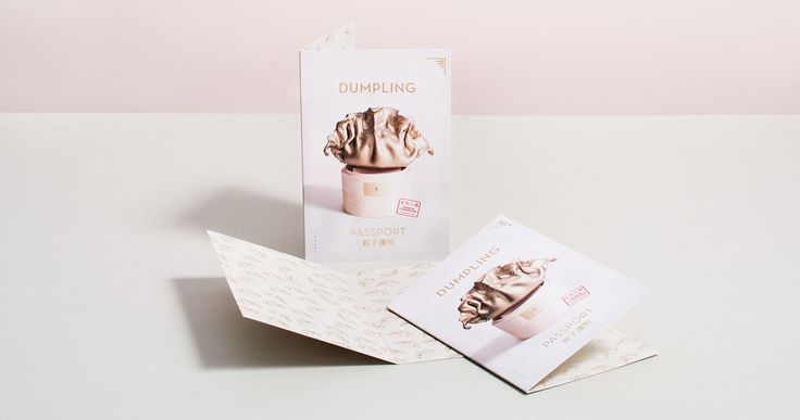The Golden Dumpling Festival - Glasfurd & Walker Design
