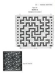 Αποτέλεσμα εικόνας για mosaic knitting patterns free