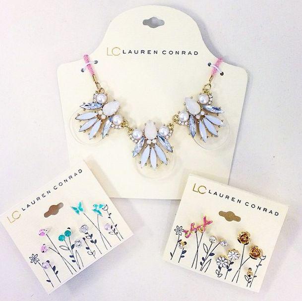 cf3afc99c Cute LC Lauren Conrad for Kohl's jewelry | Lauren Conrad Look Book | Jewelry,  Lauren conrad jewelry, Lc lauren conrad