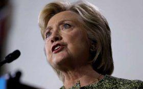 Hillary poll outburst shows she's panicking SEPTEMBER 22, 2016 / The Horn News