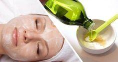 Bicarbonato y aceite de oliva La Mejor Microdermoabrasion Casera: Elimina Manchas, Arrugas Y Cicatrices De Acné Después Del Primer Uso! | Mi Mundo Verde