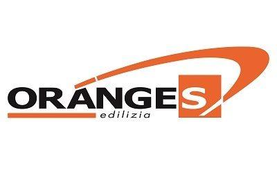 Logo da noi ideato per Oranges Edilizia.