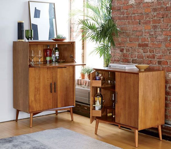 Mini Bar Cabinets: 17+ Best Ideas About Bar Cabinets On Pinterest