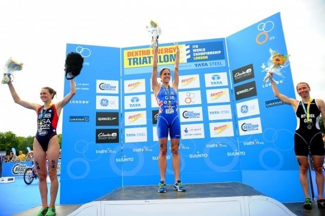 Photos: U.S. Olympic Team Member Gwen Jorgensen