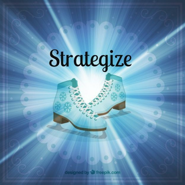 A look at strategy and goal setting. Click to read more or re-pin for later.