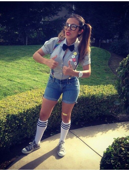 Incredible 1000 Ideas About Nerd Costumes On Pinterest Diy Nerd Costume Short Hairstyles For Black Women Fulllsitofus