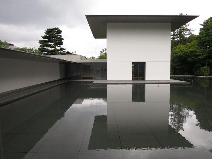 鈴木大拙館;圖片提供/大塊文化