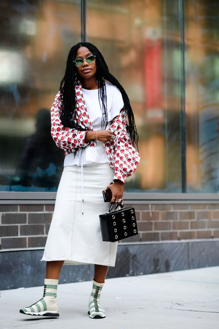 The best street style from new york fashion week wearus girl