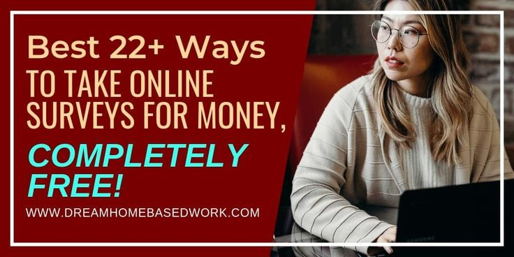 Best 22+ Ways To Take Online Surveys for Money, Completely Free! – Secret Tips