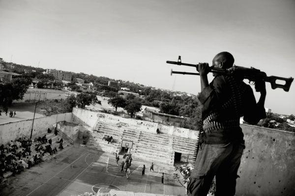 Jan Grarup, Danimarca, Laif - 21 febbraio 2012, Mogadiscion Somalia ©  ► WORLD PRESS PHOTO 2013 @ Museo di Roma in Trastevere, 04.05.2013 -26.05.2013