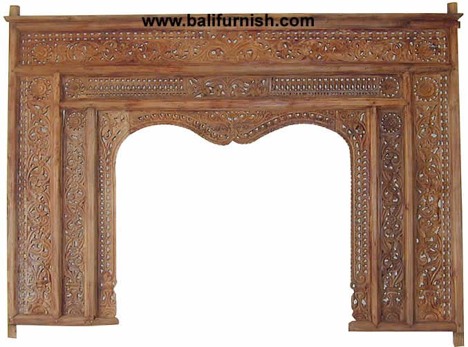 Balinese Style Home Furnishing Product Traditional Hand Carved ...