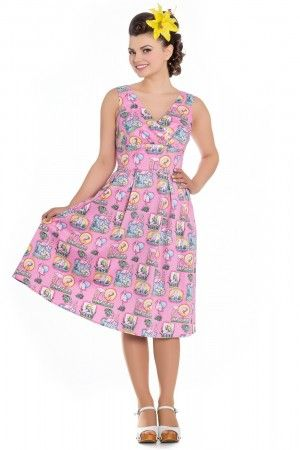 Maxine 50 talls kjole
