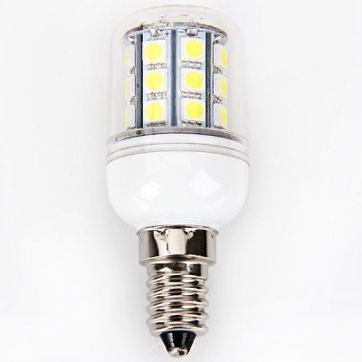 High Quality E14 30 x 5050 SMD 6W LED Corn Light LED Light Bulb (White Light, 220V, with Lamp Shade) #shoes, #jewelry, #women, #men, #hats, #watches