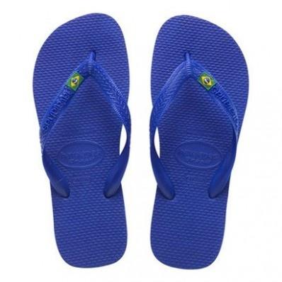 Brazil Havaianas Blue at Flopstore UK, http://www.flopstore.co.uk