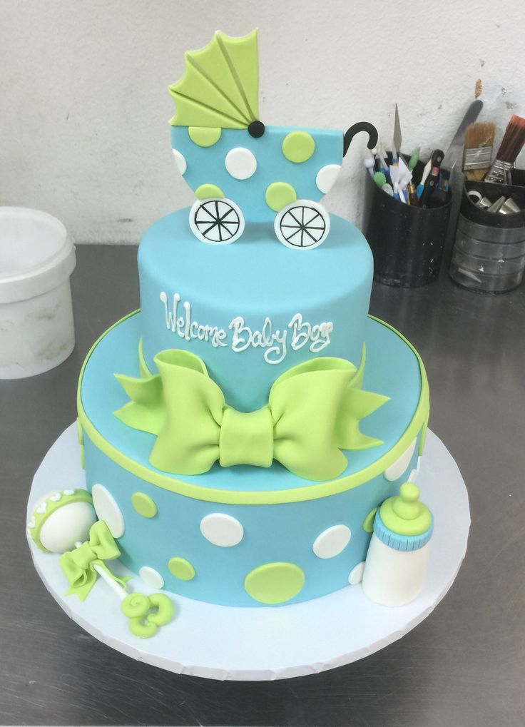 best  carriage cake ideas on   girl cakes, frozen, Baby shower invitation
