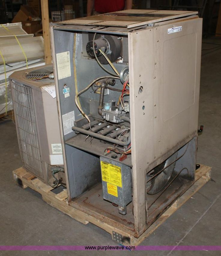 amana 90 air command gas furnace manual