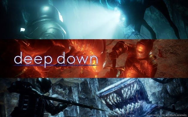 Capcom-Reveal-Ruined-City-Info-In-New-Deep-Down-Trailer   Capcom have just released a new Japanese trailer for their upcoming title deep down. The new minute long action packed video features dark dingy dungeons, armored knights and enormous monsters with jagged shark like teeth. This new trailer is also has an english voiced-over revealing more about Deep Down's backstory.  #PS4 #Playstationgames # #DeepDown #Youtube