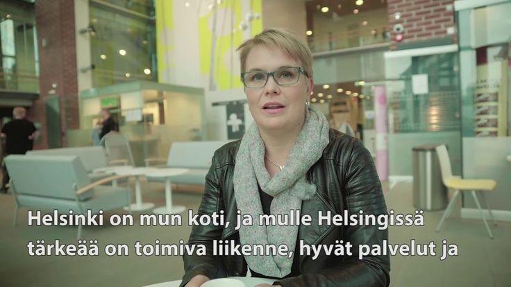 Mirka Vainikka - kaupungin ääniä