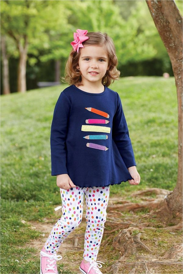 Mud Pie Back-to-School Outfit #affiliate
