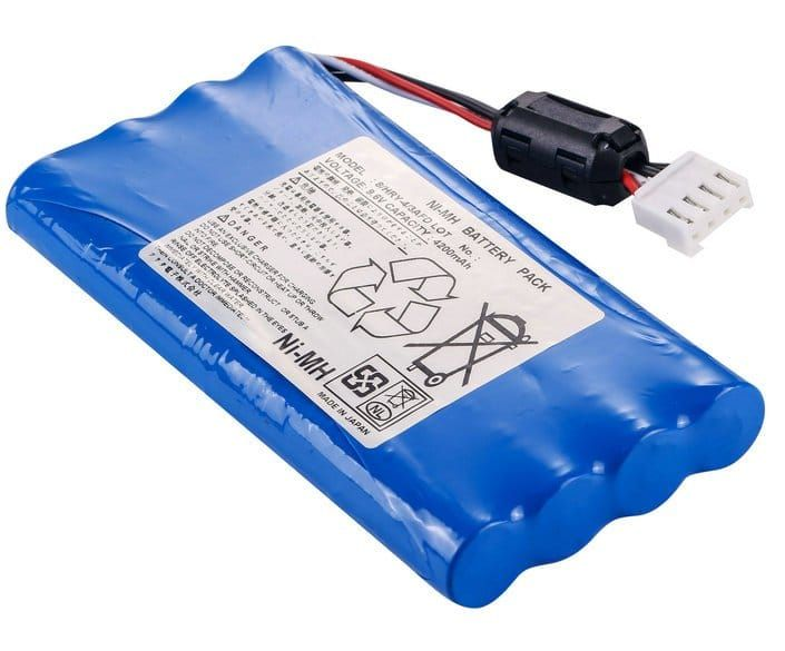 T8hr4 3fauc 5887 Ni Mh Battery For Fukuda Fx 7540 Fcp 7541 Fx 7542 Boka Batteries Battery Branding Electronic Products