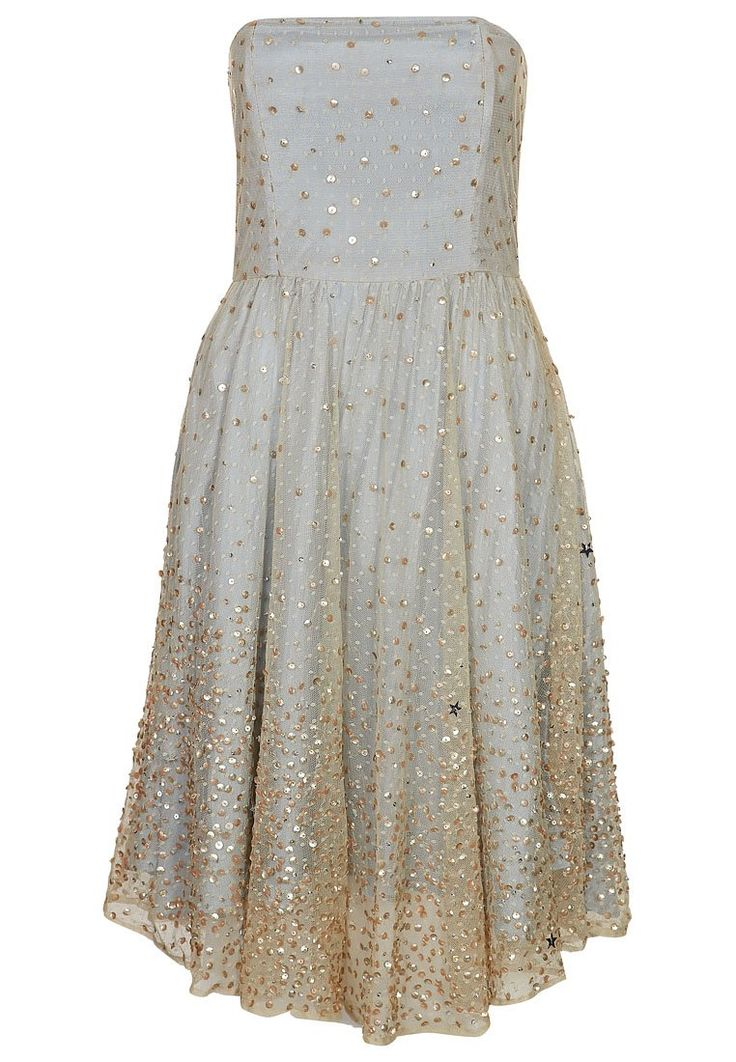 Frock and Frill - Cocktailkleid / festliches Kleid - light blue