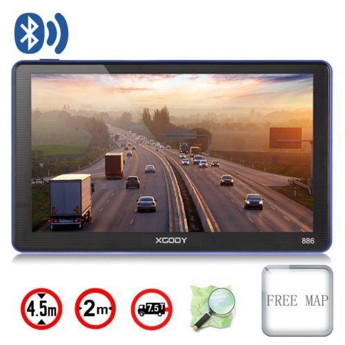 CLICK NOW! XGODY 886 7 inch Truck Car GPS Navigation sat nav ... on sat cartoon, sat prep book, sat score chart 2014,