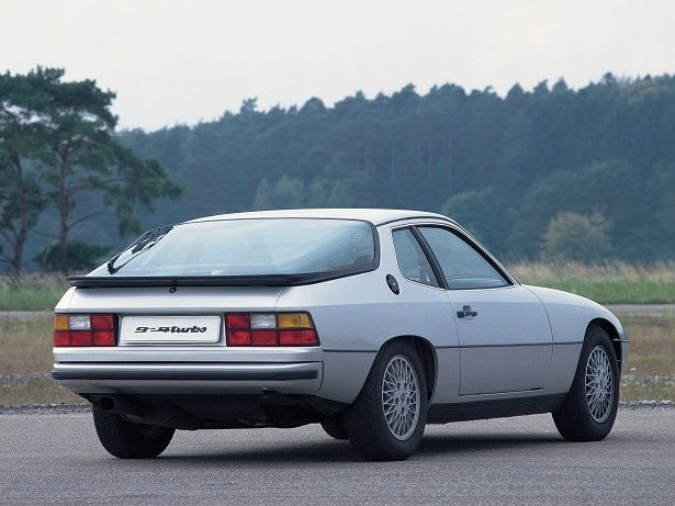 Porsche 924 Turbo Coupe (1979 – 1984), father had one, one of my favorites