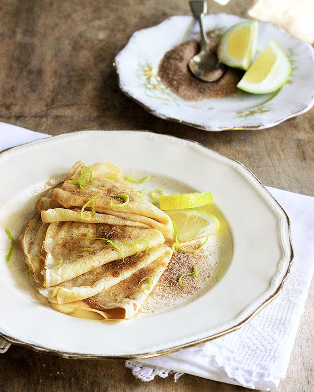 CAN'T FAIL PANCAKE (CREPE) RECIPE