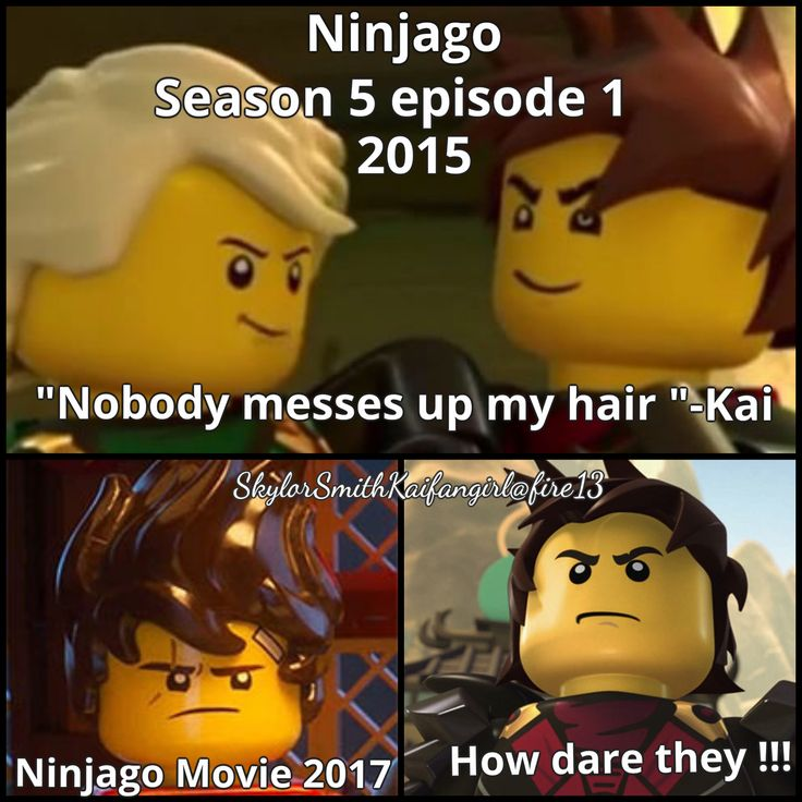 This is the Best thing in ninjago history