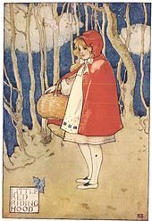 Little Red Riding Hood - Wikipedia, the free encyclopedia
