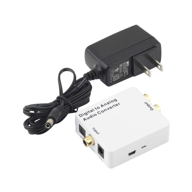 Optical SPDIF/Coaxial Digital to RCA L/R Analog Audio Converter Headphone //Price: $US $13.62 & FREE Shipping //     #samsung
