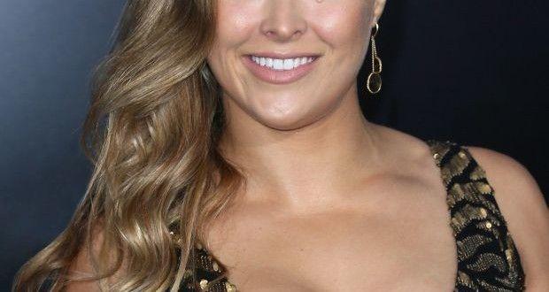 Ronda Rousey 2016