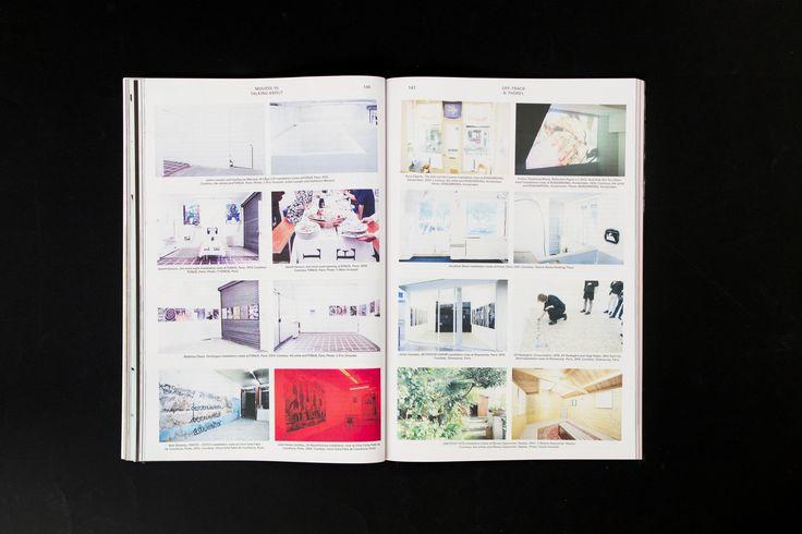 Mousse Magazine 55 ~ #benjaminthorel #independentartspaces #moussemagazine #contemporaryart #art #magazine
