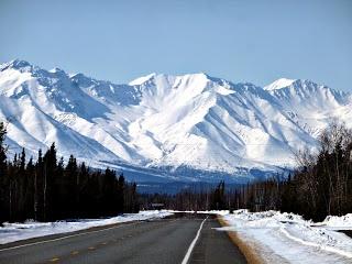 Near Tok, Alaska