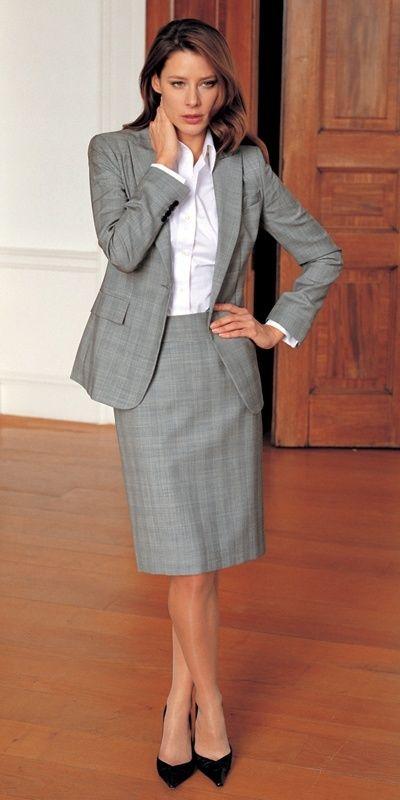 Business attire Clothes Men Wish Women Would Wear • BoredBug
